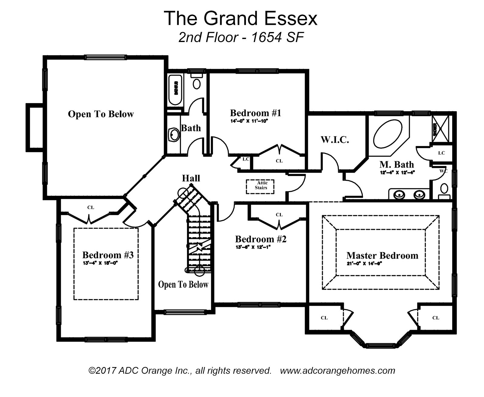 grand essex new home in orange county ny