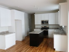 Our standard kitchen package includes lots of upgrades