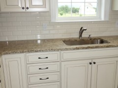 Upscale kitchen cabinets
